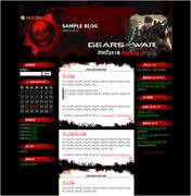 Gears OF WARテンプレ