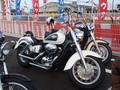 アメリカンバイク�E
