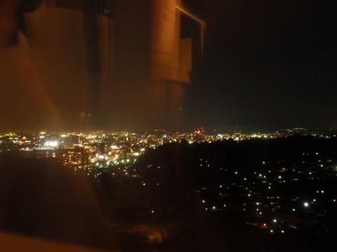 大分の夜景